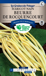 HARICOT NAIN Beurre Rocquencourt / 250 g