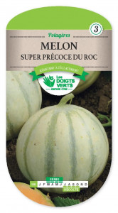 MELON super precoce du Roc